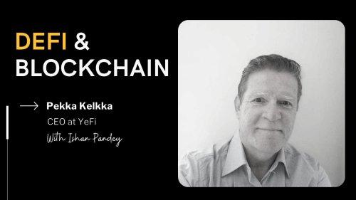 """Ethereum will be Bigger than AWS, Azure and Google combined"" - Pekka Kelkka"
