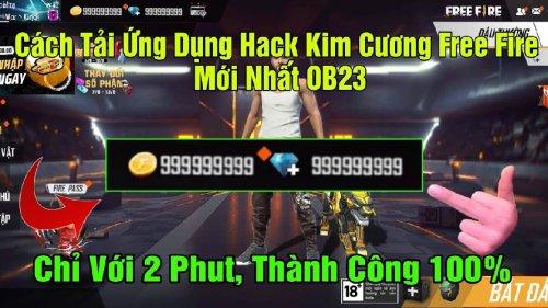 Hack Kim Cương Free Fire 💎 Cách Hack KC FF OB29 mới nhất