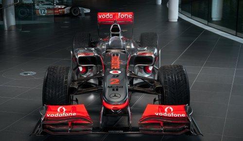How Lewis Hamilton's $6.6M McLaren ranks against the most expensive F1 cars