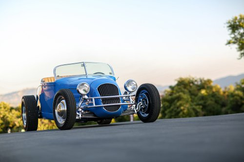 Dick King roadster: Lost, found, restored, and still in show-winning shape
