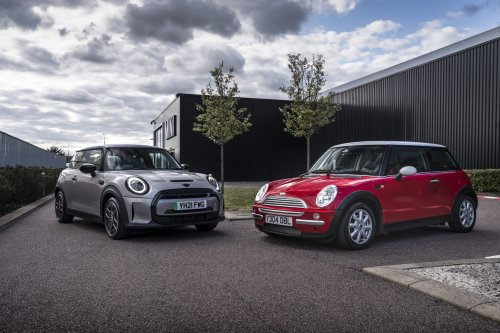 """20 years of milestones and misadventures with the """"new"""" Mini"""