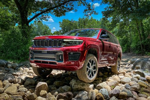 Review: 2021 Jeep Grand Cherokee L