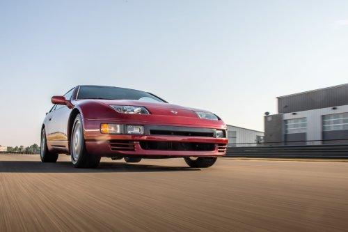 Japan's golden-age collector cars just keep climbing