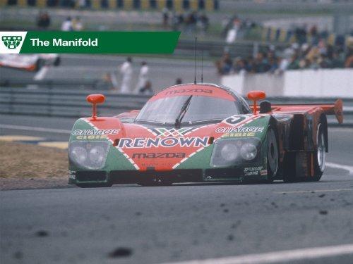 Mazda remembers '91 Le Mans, Honda kills Clarity, Brabus plants a Rocket in the G-Wagen