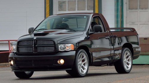 Dodge's Viper-powered muscle truck is finally striking the collector market