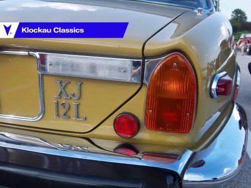 1974 Jaguar XJ12L: Low, lean, luxurious