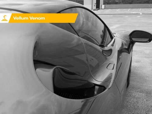 Vellum Venom: 2020 Ferrari SF90 Stradale