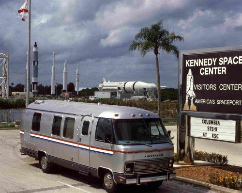 The unsung hero of American spaceflight is … a van?