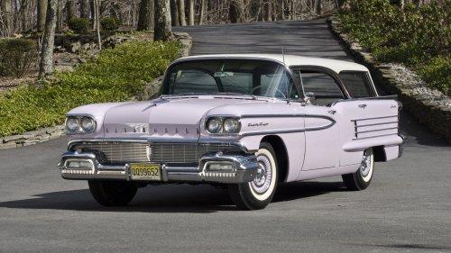 The 6 most interesting hardtop wagons of the postwar era