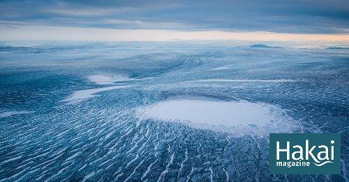 The Alarming Power of Melting Arctic Ice   Hakai Magazine