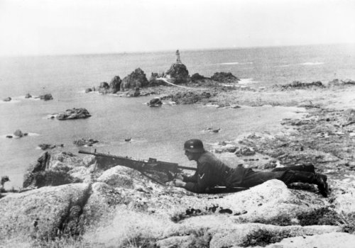 That Time Hitler's Girlfriend Visited Iceland and the British Invaded