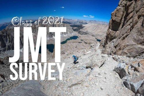 NOW OPEN: The 2021 John Muir Trail Hiker Survey