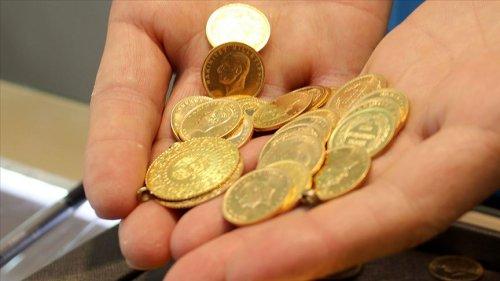Altın yeni haftaya yükselişle başladı