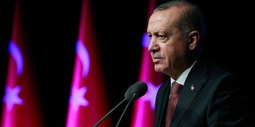 Erdoğan açıkladı! Libya'ya 150 bin aşı verilecek