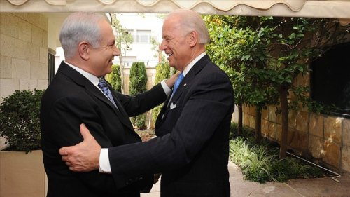 Biden: İsrail kendini savunma hakkına sahip