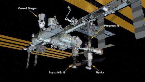 Uzay İstasyonu'nda Rus modülü yanlışlıkla ateşlendi, istasyon konumundan saptı