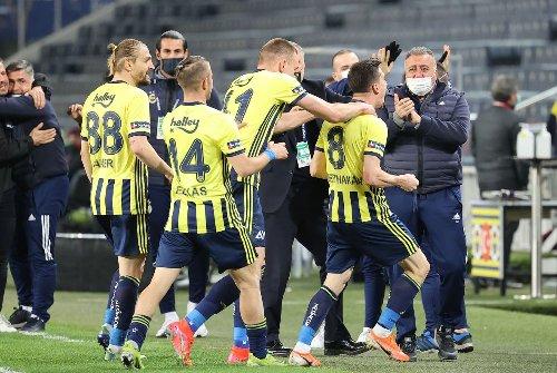 Fenerbahçe 3-1 Gaziantespor / Maç Özeti