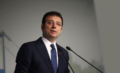 Ekrem İmamoğlu'ndan Galatasaray'a tebrik mesajı