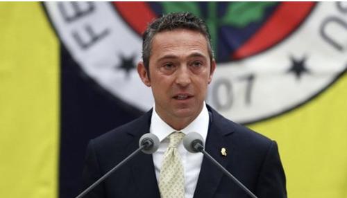 Fenerbahçe Başkanı Ali Koç: Bu ayıptır, utanç verici!