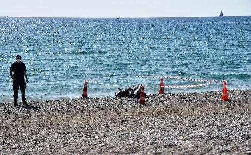 Ugandalı öğrenci, Antalya'da boğuldu