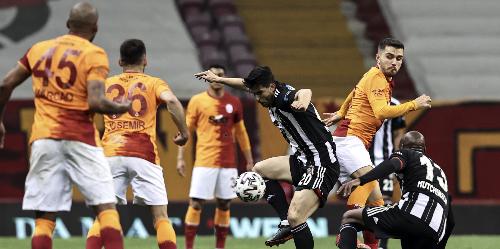 Galatasaray-Beşiktaş maçının ardından TFF'nin sitesine erişim sağlanamadı