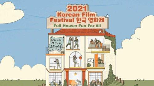 2021 Korean Film Festival Streams 7 Hit Films for Free