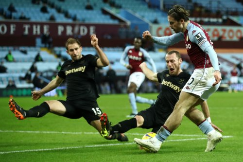 Jack Grealish credits West Ham as Villa star sets up England winner