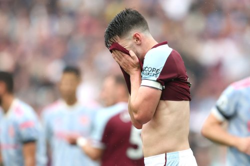10 changes in the offing for West Ham's trip to Man United as Moyes juggles