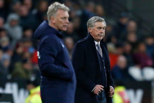 Carlo Ancelotti shares devastating injury blow for Everton ahead of West Ham clash