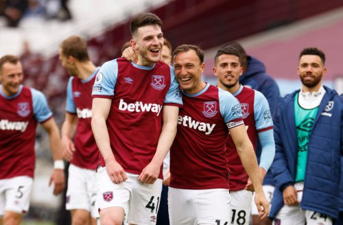 Mark Noble gets dream West Ham send off against perfect club
