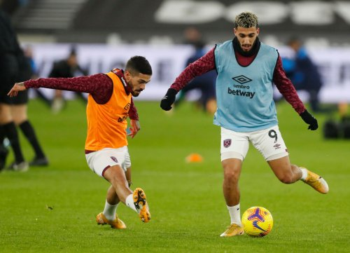 Lanzini names West Ham player who's really impressed him in training during pre-season