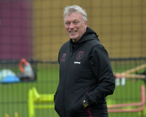 David Moyes shares what he told his staff about West Ham United's chances of qualifying for the Champions League - Hammers News