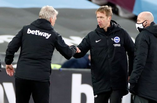 ExWHUemployee doubles down on Declan Rice in West Ham update while David Moyes remains tight-lipped ahead of crunch Brighton game - Hammers News
