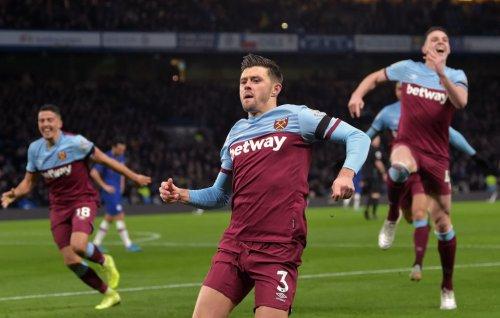Crazy Aaron Cresswell stat puts West Ham ace ahead of Mo Salah, Riyad Mahrez, Sadio Mane, Raheem Sterling and co - Hammers News