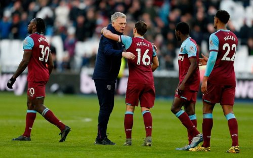 'Bad': David Moyes says West Ham ace is not in a good way after Leicester game - Hammers News