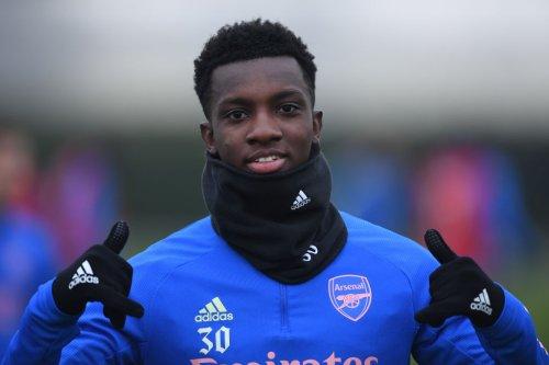 West Ham fans fuming at latest link to Arsenal striker Eddie Nketiah - Hammers News