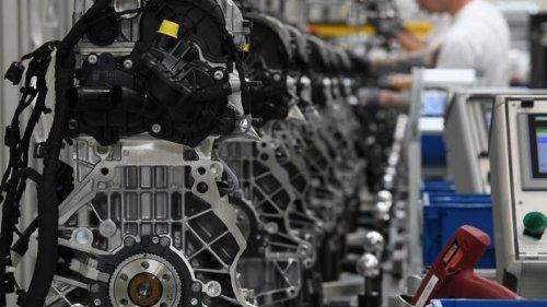Industrie verzeichnet weniger Jobs als vor einem Jahr