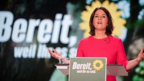 """Baerbock zur Grünen-Kanzlerkandidatin gekürt: """"Die neue Marktwirtschaft ist sozial-ökologisch"""""""