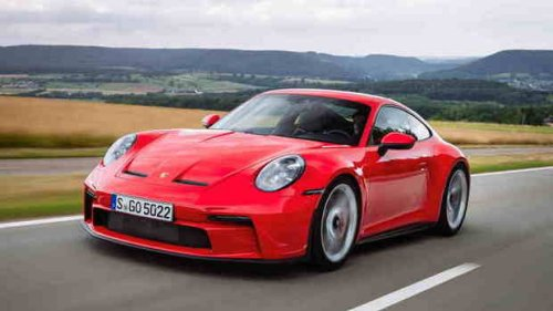 Punkte in Flensburg: Porsche-Fahrer sind oft Verkehrssünder