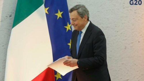 Wie Italien dank Mario Draghi dem Rest Europas davonläuft