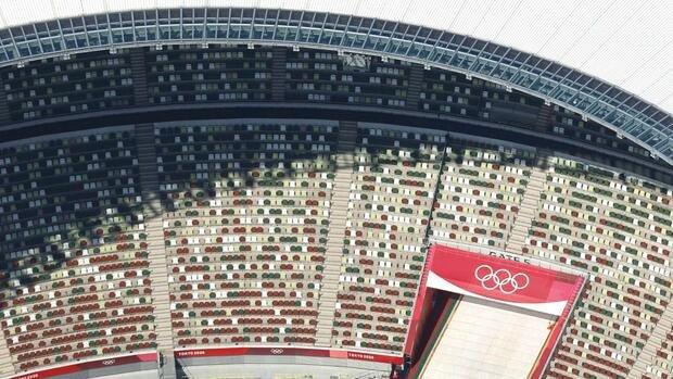 Olympia im Zeichen von Corona: Wie Tokio das Risiko ausschalten will