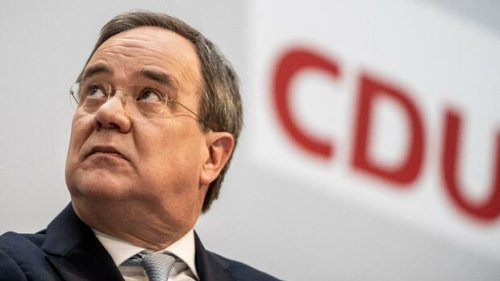 : Laschet will baldige Entscheidung über Kanzlerkandidatur