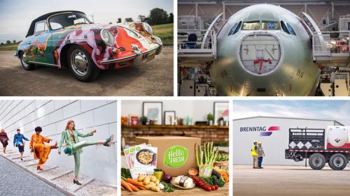 Dax-40: Zalando, Brenntag, Porsche, Hellofresh & Airbus im Porträt