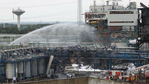 Nach Explosion im Chempark Leverkusen: Keine Rückstände von Dioxin in Rußpartikeln festgestellt