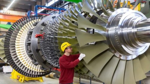 Power-plant Builders: The Inevitable Shrinkage