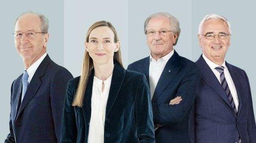 Aufsichtsratschefs: So viel verdienen Deutschlands Konzernkontrolleure