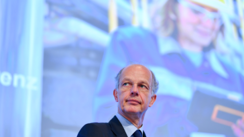 BASF boss: Red Tape Choking Chemicals Sector