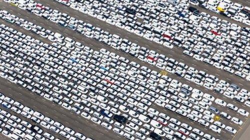 Chipmangel: Volkswagen stoppt die Produktion in Emden für zwei Wochen