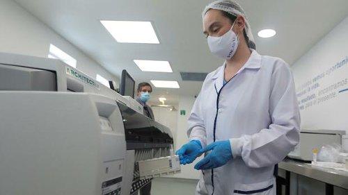 Laborkette: Synlab peilt Börsenwert von bis zu fünf Millionen Euro an