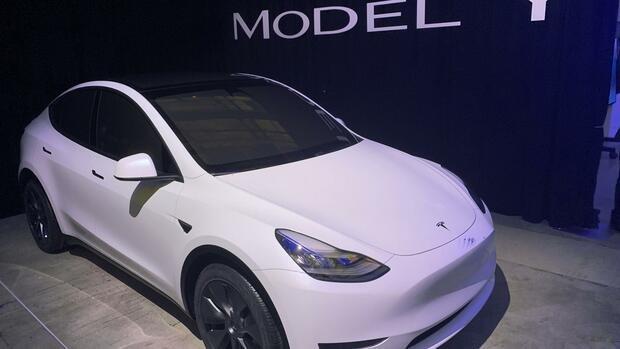 Grünheide: Tesla liefert Model Y ab August in Deutschland aus